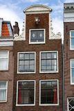 Amsterdam house Royalty Free Stock Images