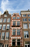 Amsterdam houses Stock Photos