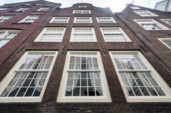 Amsterdam Houses Stock Photo