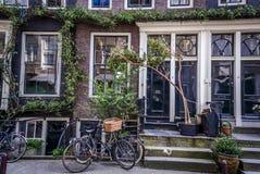 Amsterdam housing Stock Photo