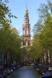 Amsterdam' iglesia del sur de s Imagen de archivo