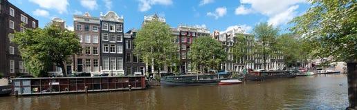 Amsterdam-Kanal lizenzfreies stockfoto