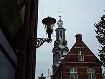 amsterdam kyrka fotografering för bildbyråer