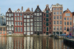 Amsterdam - l'Olanda Fotografia Stock