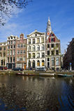 Amsterdam Life Royalty Free Stock Images