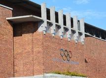 Amsterdam lo Stadio Olimpico fotografia stock