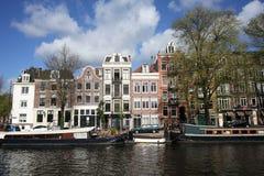 Amsterdam, los Países Bajos Fotos de archivo libres de regalías