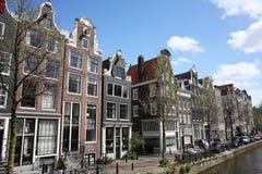 Amsterdam, los Países Bajos Fotografía de archivo libre de regalías