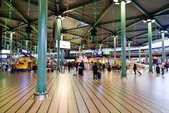 Amsterdam lotnisko Schiphol Obraz Stock
