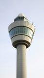 Amsterdam lotnisko Schiphol Wierza Holandie Obraz Stock