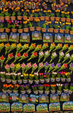 Amsterdam - Magnetische herinneringen Stock Afbeelding