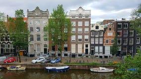 Amsterdam Meighbourhood Photo libre de droits