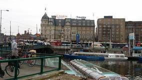 Amsterdam miasta fotografia zdjęcia royalty free
