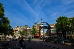 Amsterdam miasteczko Obraz Stock