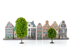 Amsterdam in miniature Stock Image