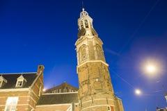 Amsterdam: Munttoren (tower) Stock Photography