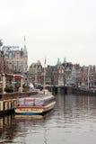 Amsterdam Nederländerna Royaltyfri Bild