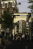 Amsterdam Nederländerna Arkivbild