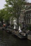 Amsterdam Nederländerna Royaltyfri Foto