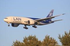 LAN Cargo Stock Photography