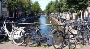 Amsterdam, Netherlands Royalty Free Stock Photos