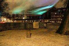 Amsterdam, Netherlands - December 24, 2017 - Light Matters Royalty Free Stock Photos
