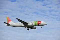 Amsterdam, the Netherlands, July, 15th 2016: CS-TNV TAP - Air Portugal Airbus Stock Images