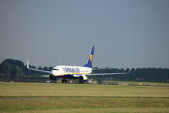 Amsterdam the Netherlands - July 6th, 2017: EI-FTW Ryanair Boeing 737-800 Royalty Free Stock Photography