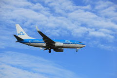 Amsterdam, the Netherlands, July, 15th 2016: PH-BGK KLM  Boeing 737 Stock Images