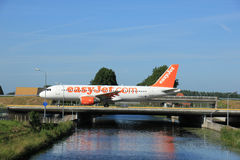 Amsterdam, the Netherlands - June 9th 2016: G-EZUL easyJet Airbu Stock Images