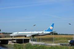 Amsterdam, the Netherlands - June 9th 2016: PH-BXA KLM Boeing re Stock Photo