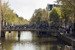 Amsterdam Royalty Free Stock Photos