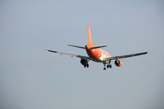 Amsterdam the Netherlands - May 6th 2016: G-EZIW easyJet Airbus Royalty Free Stock Photography