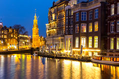 Amsterdam Netherlands Royalty Free Stock Photography