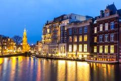 Amsterdam Netherlands Royalty Free Stock Image