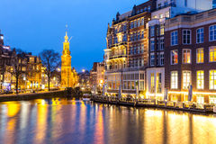 Amsterdam Netherlands Royalty Free Stock Photo