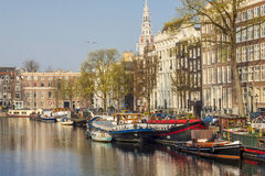 Amsterdam - Netherlands Royalty Free Stock Photo