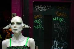 Amsterdam nightlife - Punk Stock Photography