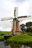 Amsterdam (NL) - Windmill. View of a windmill in the Holland country Stock Images