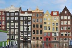 Amsterdam. Old Quarter Royalty Free Stock Photos