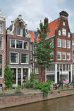Amsterdam Old Town Royalty Free Stock Photo