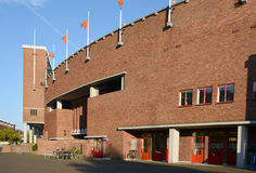 The Amsterdam Olympic stadium Royalty Free Stock Photo