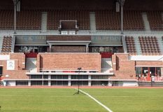 Amsterdam Olympic Stadium Olympisch Stadion, main stadium for the 1928 Summer Olympics at Stadionplein, Amsterdam,. Netherlands Stock Image