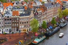 Amsterdam, Países Bajos Foto de archivo