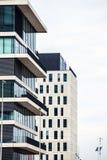 AMSTERDAM, PAESI BASSI - 27 AGOSTO 2015: La città alloggia il primo piano Amsterdam - Netherland Fotografia Stock Libera da Diritti