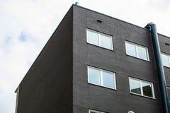 AMSTERDAM, PAESI BASSI - 27 AGOSTO 2015: La città alloggia il primo piano Amsterdam - Netherland Fotografie Stock Libere da Diritti