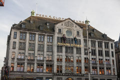 AMSTERDAM, PAESI BASSI - 13 MAGGIO Fotografia Stock Libera da Diritti