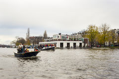 AMSTERDAM, PAESI BASSI - 18 NOVEMBRE, 2012 - gioco del trombettista Fotografia Stock Libera da Diritti