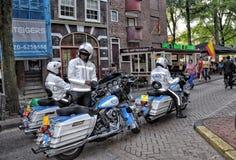 Amsterdam parad Arkivfoto