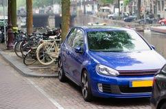 Amsterdam-Parken Lizenzfreie Stockfotografie